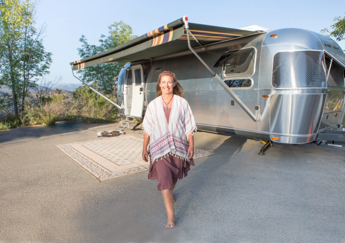 Jean Greenland - Airstream Adventures